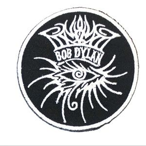 Other - Bob Dylan patch iron on patches singer music band